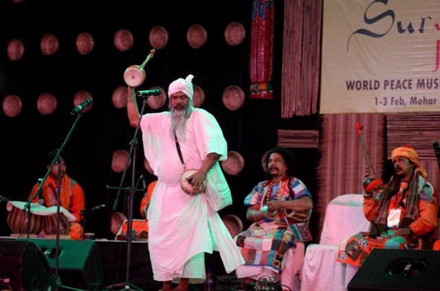 Baul performance at Sur Jahan, Kolkata